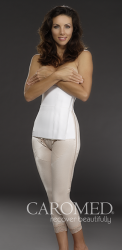 Caromed 4-8200 Combination Girdle-Capri Satin 325
