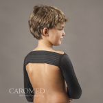 Caromed 6-8035 Pediatric Bolero - Back WM