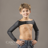 Caromed 6-8035 Pediatric Bolero - Front WM