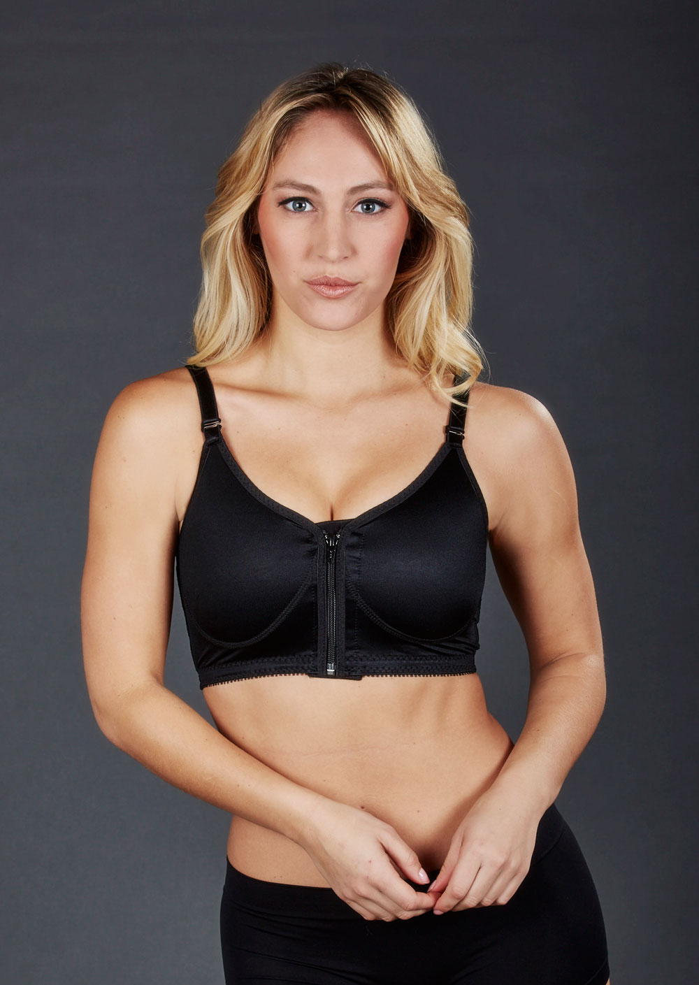 0831342f7 Caromed Surgical Bras - 2-8124 Post-Augmentation Bra
