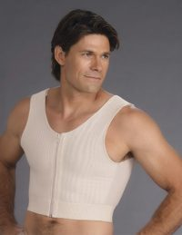 Caromed 2-8003 Male Compression Vest