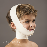 Pediatric-Chin-Neck Compression Garment