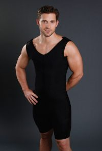 Caromed 4-8611 Male Body Suit