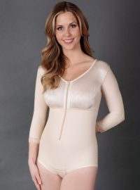 SC-26 Abdominoplasty Body Shaper with Sleeves Features